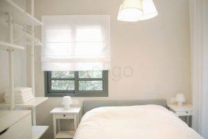 חדר שינה הצללה