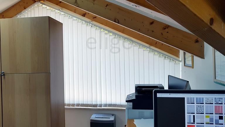 אליגו ווילונות לחלונות מיוחדים | עליית גג