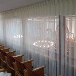 בית כנסת ווילונות תפירה