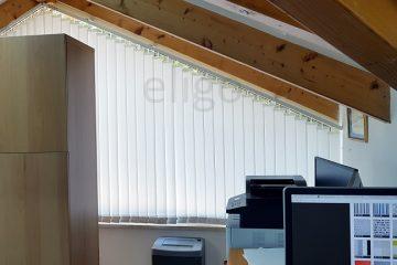 ווילונות לחלונות מיוחדים | עליית גג